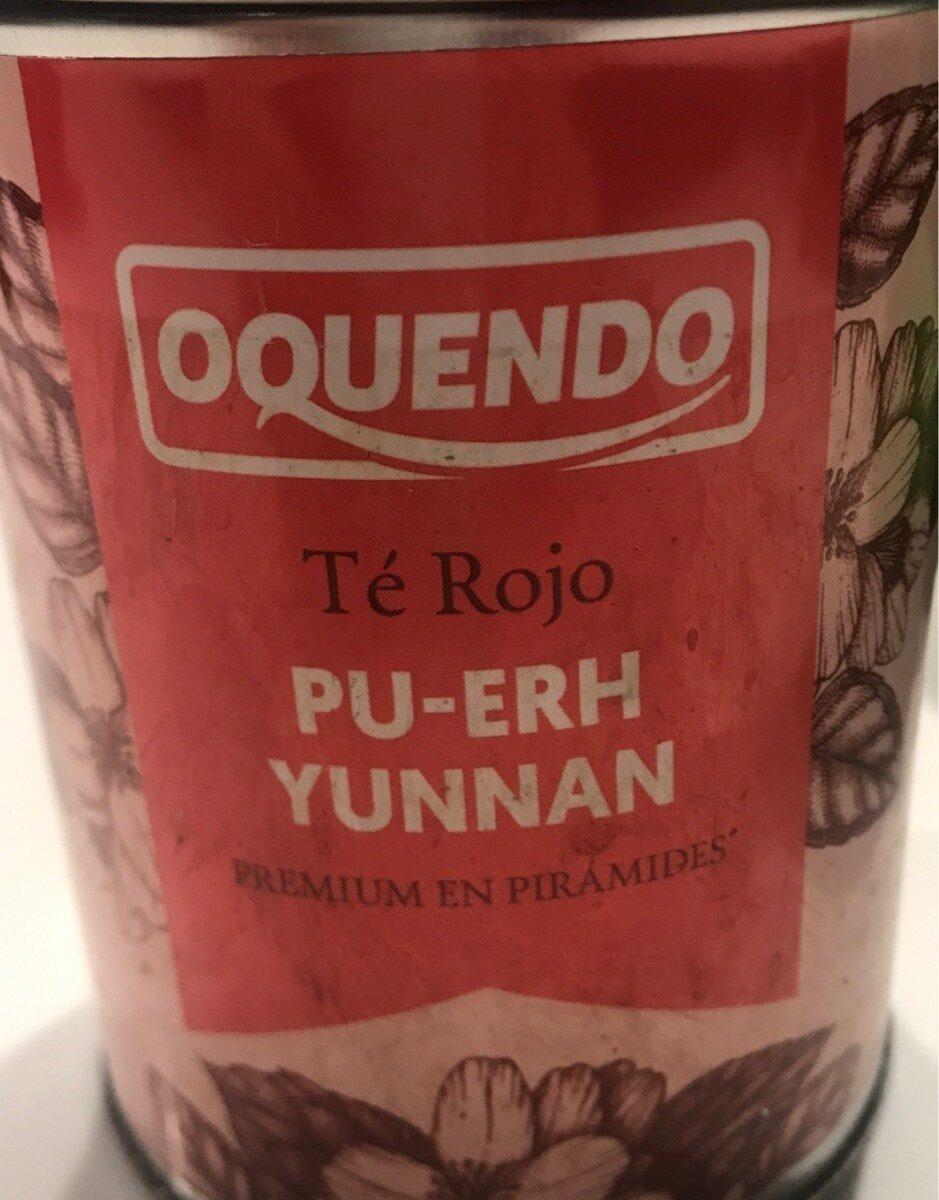 Pu-erh yunnan - Product - es