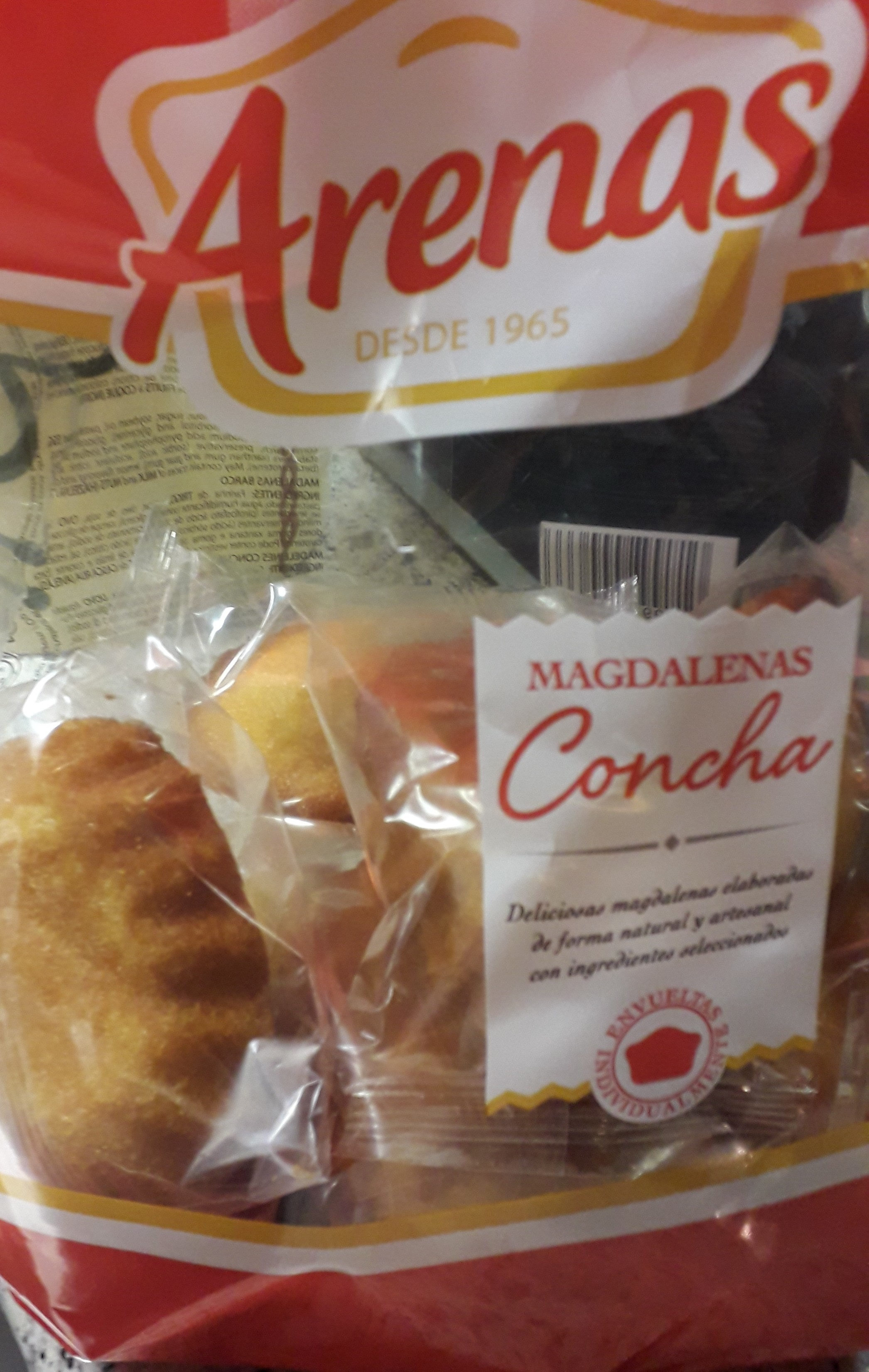 Madeleine - Producto - fr