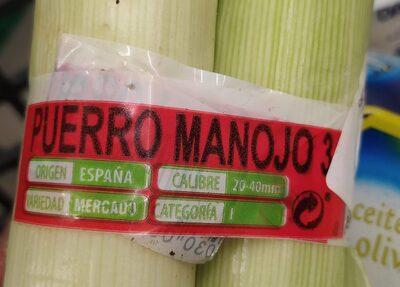 Puerro - Nutrition facts - es