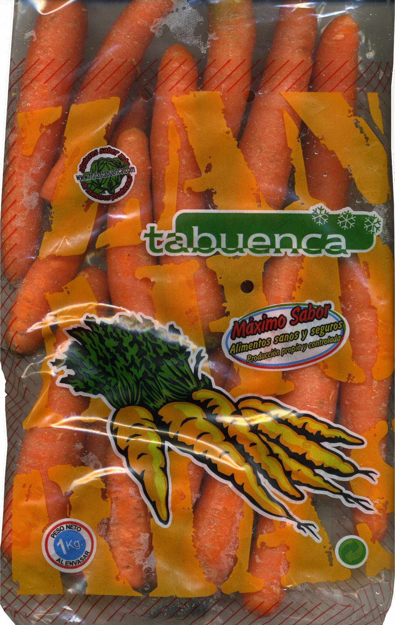 Zanahorias - Producto - es