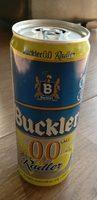 Buckler Radler-spain 0% alcohol - Informació nutricional