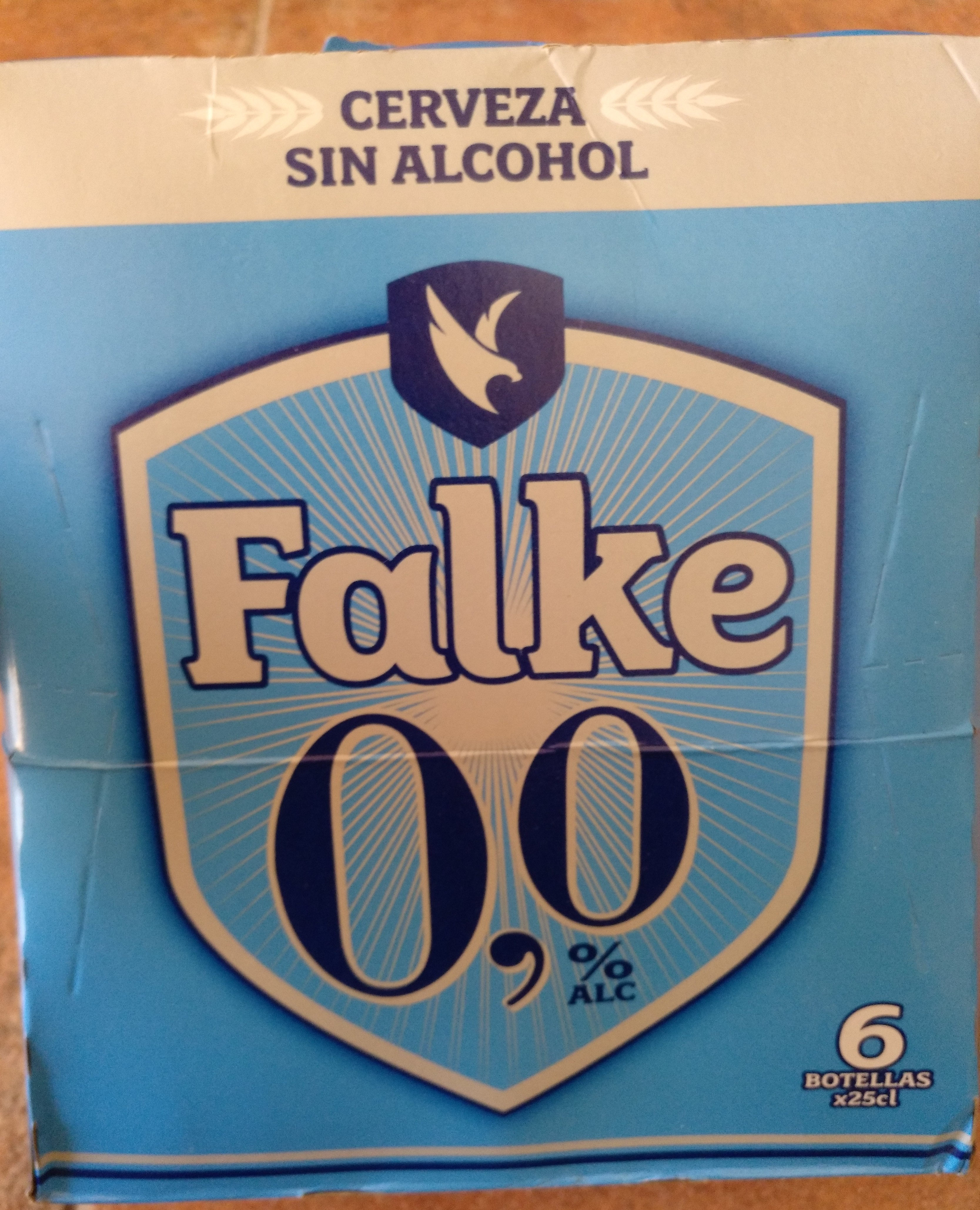 Falke 0,0 - Producto