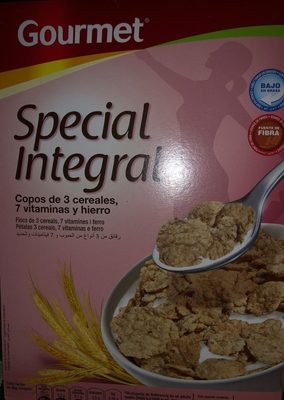 Special integral - Producte