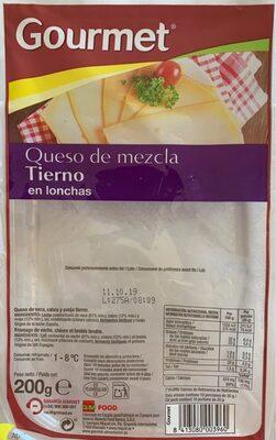Queso de mezcla - Product - es