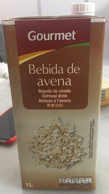 Bebida de avena