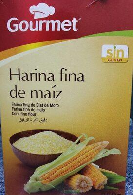 Harina Fina De Maiz Gourmet 350G - Product