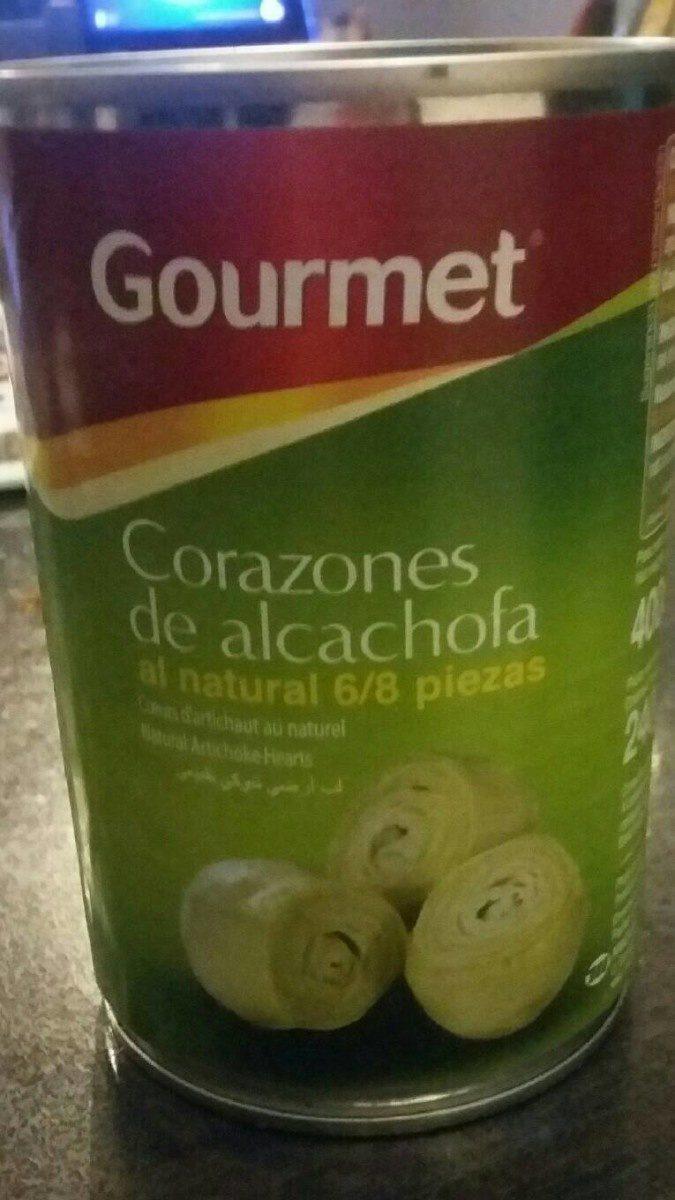 Alcachofas Gourmet 6 / 8 Piezas - Produit - fr