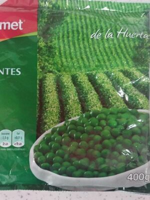 Guisantes gourmet - Producto