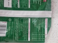 Guisantes gourmet - Información nutricional