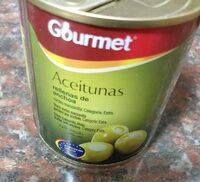 Aceitunas rellenas de anchoas - Product - es