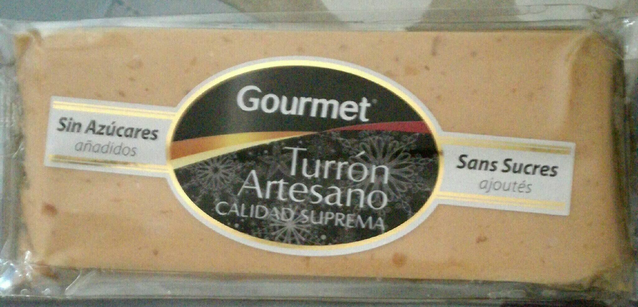 Turrón Artesano calidad suprema - Product