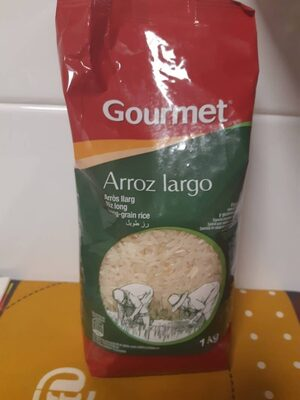 Arroz Gourmet Largo