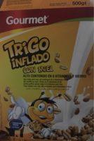 Trigo inflado con miel - Product