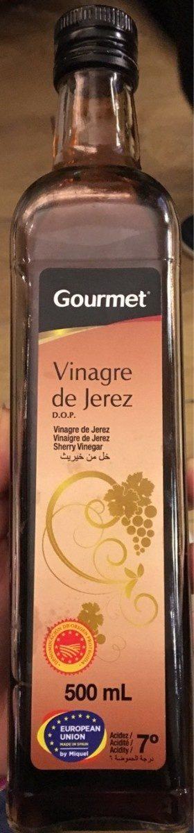 Vinagre de Jerez - Producto - fr