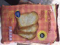 Pan tostado normal - Product