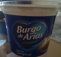 Burgos de Arias - Producte
