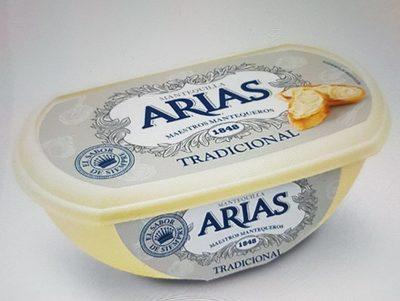 Mantequilla Arias S / Sal Pastilla - Producte