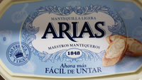 Arias Mantequilla Ligera - Producto