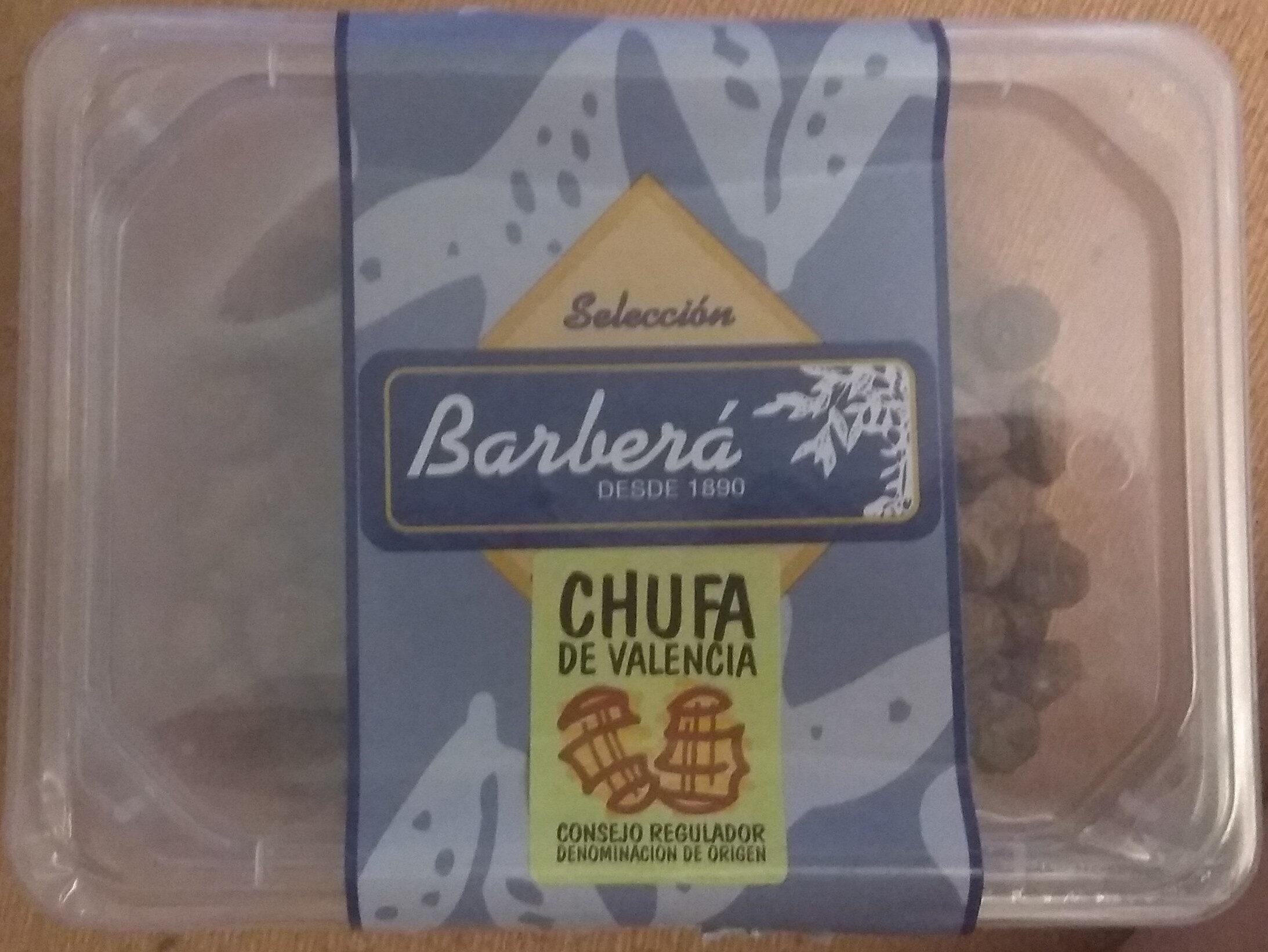 Chufas tarrina 250 g - Product