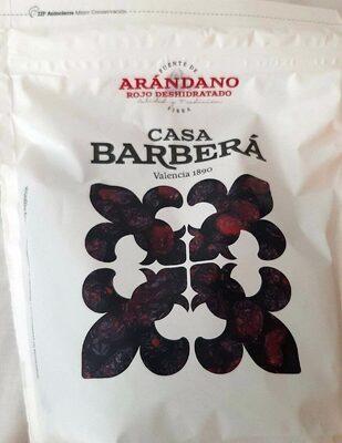 Arándano rojo deshidratado - Product - es