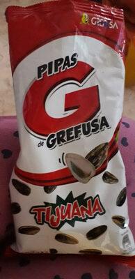 Grefusa Pipas Tijuana - Producto
