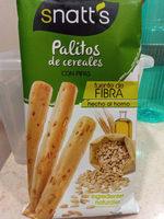 Palitos de cereales - Producto - es