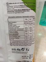 Palitos de cereales - Información nutricional - es