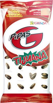 Pipas sabor tijuana - Product