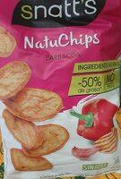 Natuchips Barbacoa - Produit - fr