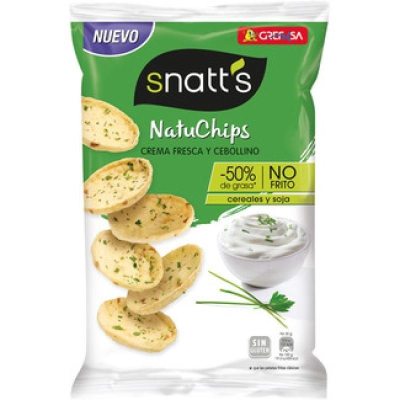 Snatt's - NatuChips - Produkt