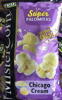 Las Súper Palomitas Chicago Cream - Producto - fr