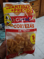 Cortezas de trigo - Produit - es