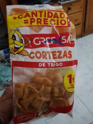 Cortezas de trigo - Product
