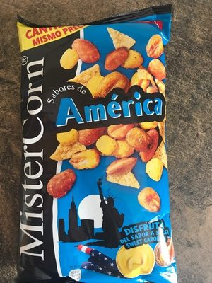 MisterCorn America - Product