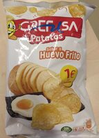 Grefusa patatas - Product