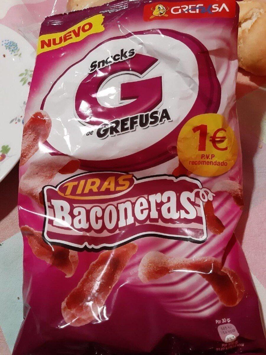 Tiras Baconeras - Product - es