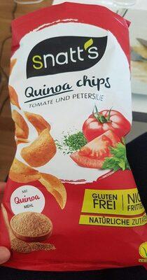 Quinoa Chips Tomate & Petersilie - Product - de