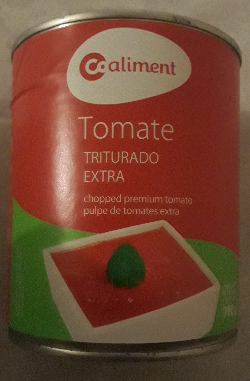 Tomate triturado - Produit - fr