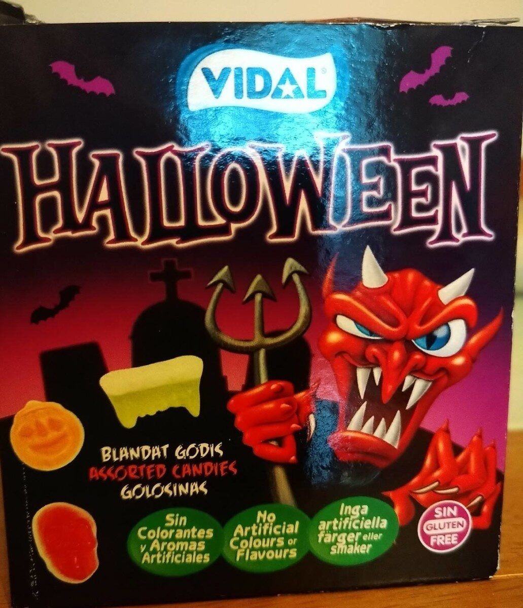 Halloween assorted candy - Product