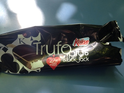 Trufo plus black jack - Produit