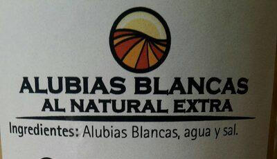 Alubias Blancas - Voedingswaarden - fr