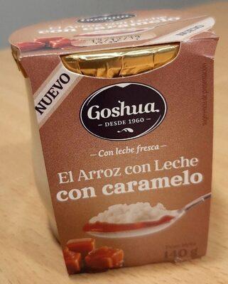 Arroz con leche con caramelo - Product - es