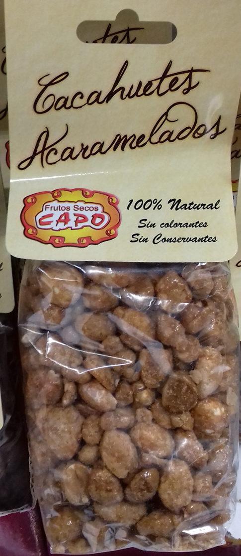 Cacahuetes acaramelados - Product - es
