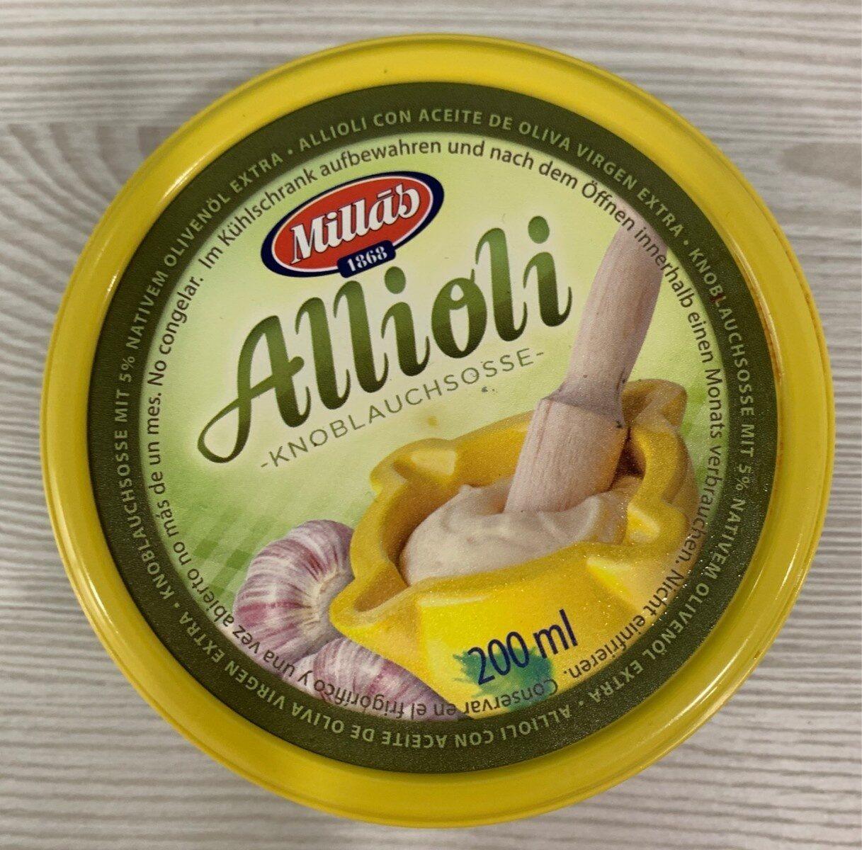 Allioli - Producte - es