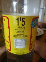 Gaseosa Feijoo - Ingrediënten