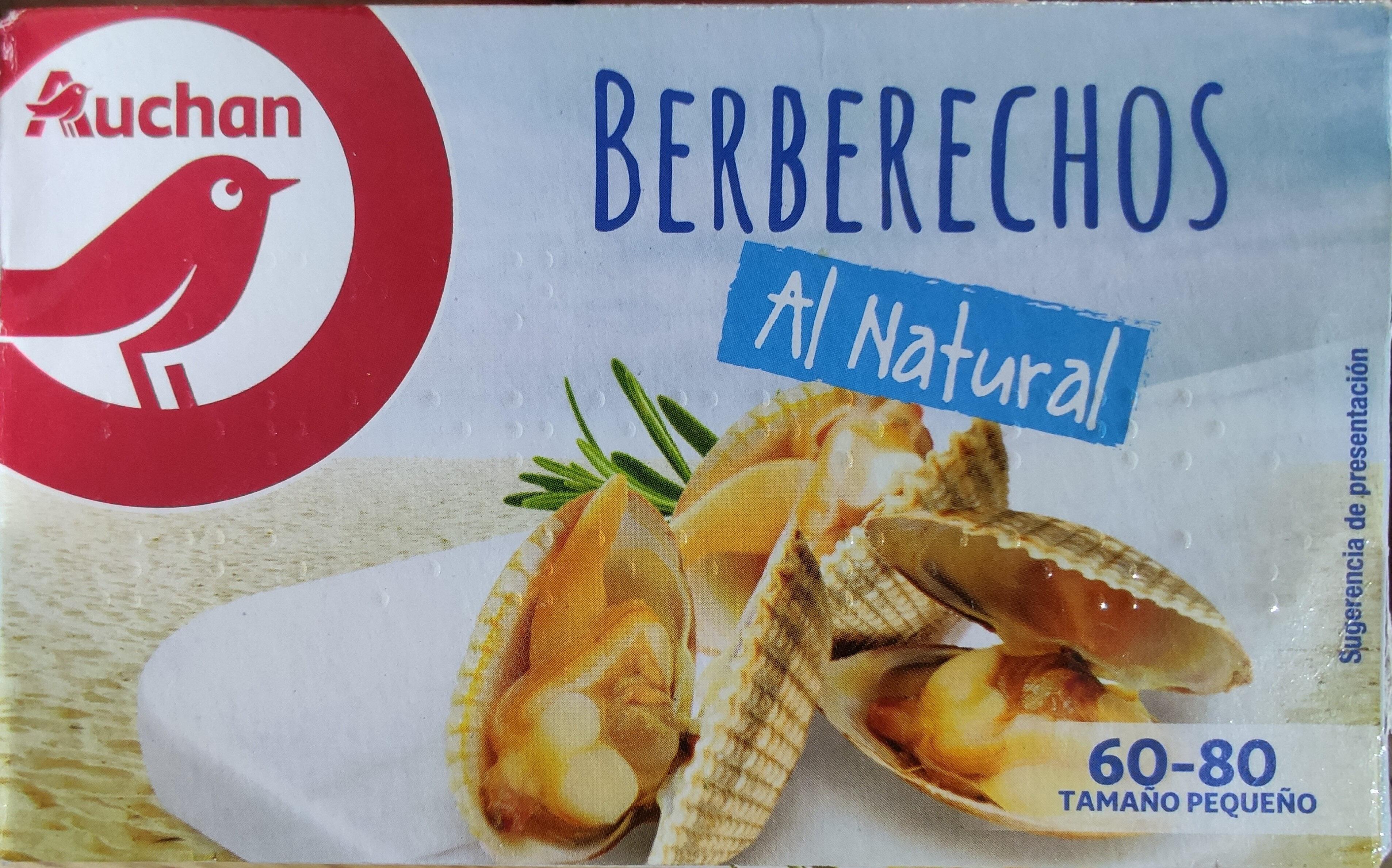 Berberechos - Producto - es