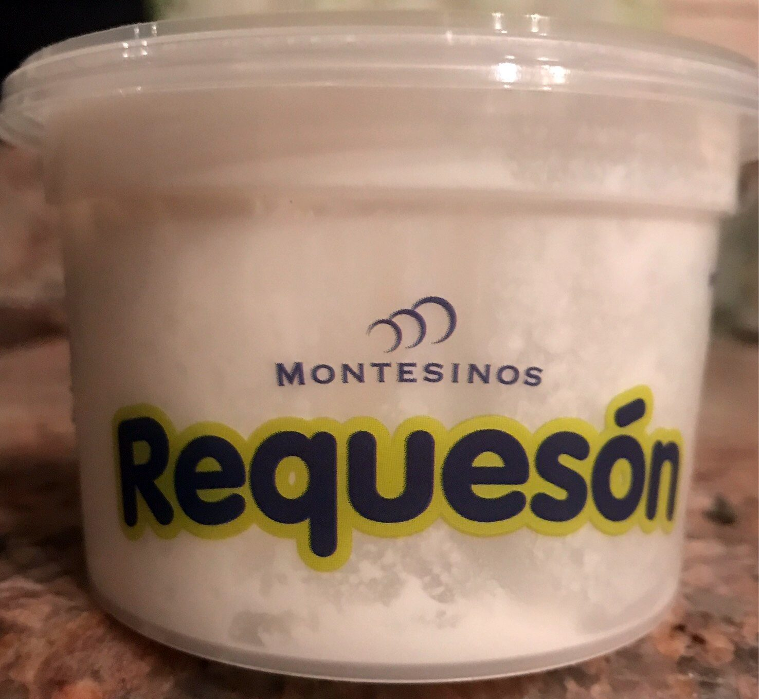 Requesón - Producto