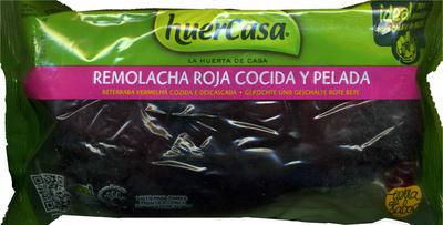 Remolacha cocida - Product