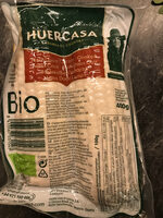 Mazorcas De Maiz Cocido Bio - Product