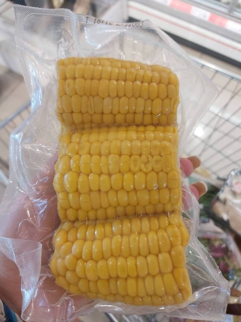 Maiz dulce cocido - Product - es